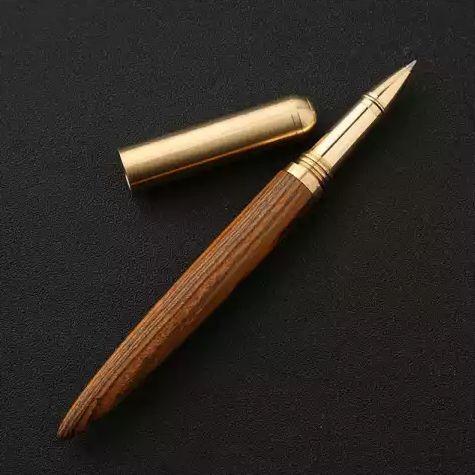 Деревянная ручка для письма